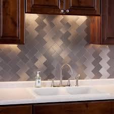 mosaic tile backsplash installation cost stunning kitchen a16021p32 32 pcs peel and stick kitchen backsplash adhesive metal tiles for wall