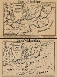 Europe After Ww1 Map by 1915 Propaganda Map Alternate History Discussion