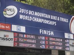 Championnats du monde de VTT et de trial 2015