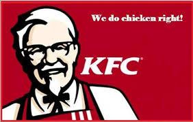 【转帖】We do chicken right 的译法 - 六一儿童 - 陈家基《译海拾蚌》
