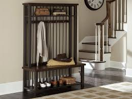 Plans To Build A Storage Bench by How To Build A Hall Tree With A Storage Bench Ebay
