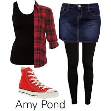 Amy Pond Halloween Costume Amy Pond Halloween Geek Showing Amy