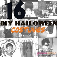 on a budget try one of these 16 diy halloween costume ideas
