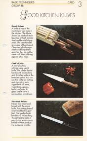 18 3 good kitchen knives u2013 simply delicious the cookbook project