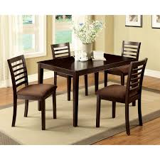 Five Piece Dining Room Sets International Concepts Middleton 5 Piece Dining Table With 4 San