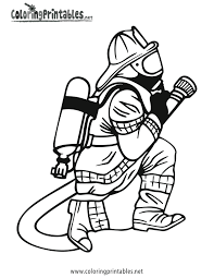 firefighter coloring pages olegandreev me