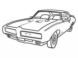Old Ford Truck Coloring Pages - ingenious inspiration muscle cars coloring pages 14 muscle car