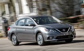 nissan altima vs sentra 2016 nissan sentra automatic test u2013 review u2013 car and driver