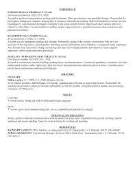 Welding Resume welder resume  Welder Resume   Functional Welder Resume Page