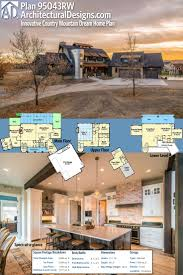 270 best rugged and rustic house plans images on pinterest