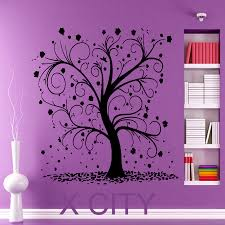 Bedroom Wall Decals Trees Online Get Cheap Baby Room Wall Decal Tree Aliexpress Com