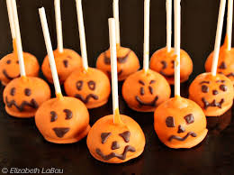 Cake Pops Halloween by Brownie Cake And Cheesecake Pops Recipes