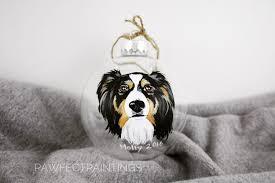custom ornaments custom xmas bulb custom dog ornament