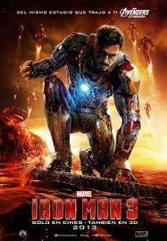 Iron Man 3 Full HD 720p izle Tek Parça