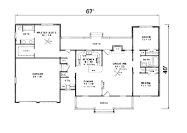 Small Home Plans Free by Stylist Inspiration Ranch Home Design Plans Free 3 Bedroom House