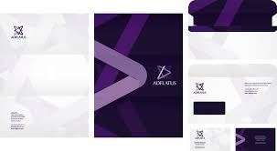 adflatus logo and identity design branding