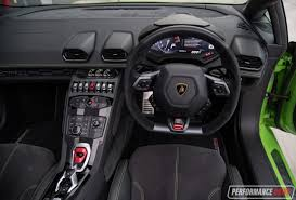 Lamborghini Huracan 2016 - 2016 lamborghini huracan spyder review video performancedrive