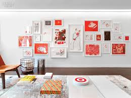 Living Room Wall Decor Target Rottet Studio Hits The Bull U0027s Eye With Target U0027s Pr And Marketing