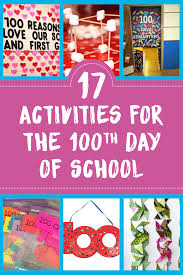 17 activities for the 100th day of teach for america