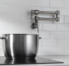 sink u0026 faucet wonderful pot filler faucet kitchen ideas best