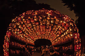 guide to the great jack o u0027 lantern blaze including how to get there
