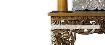 ornamaya home decor handcrafted custom tables lamps australia