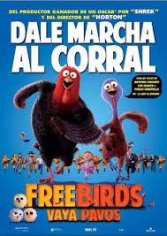 Free Birds (Vaya pavos) Dos pavos en apuros