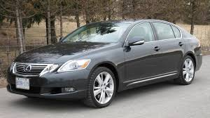 lexus canada second hand 2006 2011 lexus gs used vehicle review