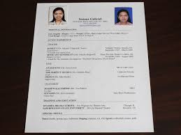 How To Do An Resume How To Make A Resume Without Any Work Experience Free Resume