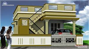 48 indian house designs and floor plans india home design with