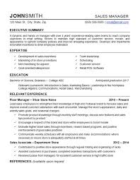 Sample Resume For Retail Manager by Retail Resume Example Retail Industry Sample Resumes 15 Best