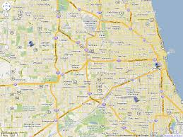 Chicago Suburbs Map Toofishes Net Netflix Shipping Locations