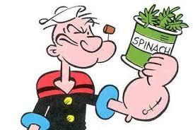 nirtiti nelle verdure