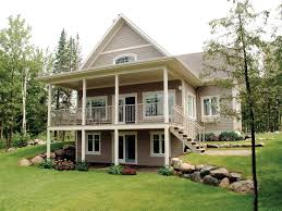 Ranch Style House Plans With Basement by Best 25 Mountain House Plans Ideas On Pinterest Mountain Home