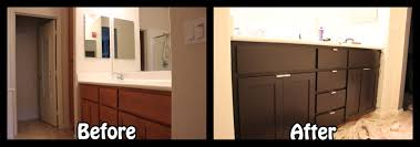 Kitchen Cabinet Refinishing Kits Refinishing Cabinets Oak Cabinets Before And After How To
