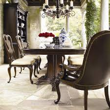 Thomasville Dining Room Chairs by Pedestal Dining Room Table Victoria Palace Rectangular Double