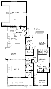 Chicago Bungalow Floor Plans American Bungalow Style House Plans