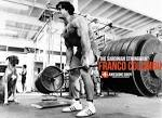 Franco Columbu Deadlift Poster | Bodybuilding wallpapers HD awesome-body.info