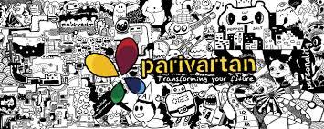 doodle wall art for parivartan vijay s paul