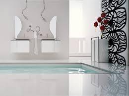 Decorating Bathroom Walls Ideas by Modern Black And White Bathroom Wall Decor Accessories