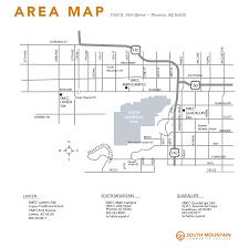 Map Az College U0026 Center Maps Smcc