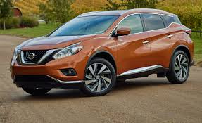 nissan altima 2015 cc 2015 nissan murano first drive u2013 review u2013 car and driver