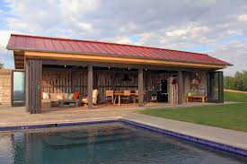 Home Design Studio Tulsa Ok Pool House Design Of A Pool House On A Hilltop Site Overlooking