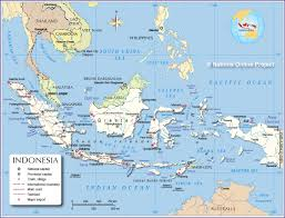Pakistan On The Map Political Map Of Indonesia Maritime Southeast Asia Nations