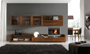 Living Room Wall Unit Basic Guidelines  Brick Wall Living Room - Family room wall units