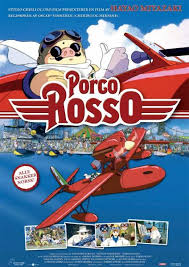 Porco Rosso (1992 ) (Anime Movie)