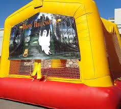 halloween bounce house party rentals in el paso tx