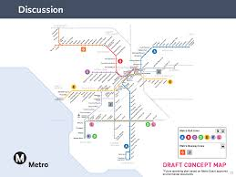 Los Angeles Light Rail Map by Metro Proposes Simplified Naming Convention For Rail Lines