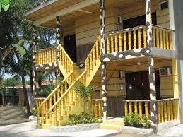 modern native house design philippines rail modern house design