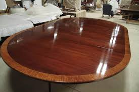 12 Foot Dining Room Tables Round Table That Expands To Seat 12 Starrkingschool